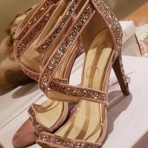 Strappy Formal Heels